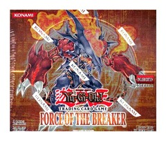 Force of the Breaker Booster Box (1st Edition) on Ideal808