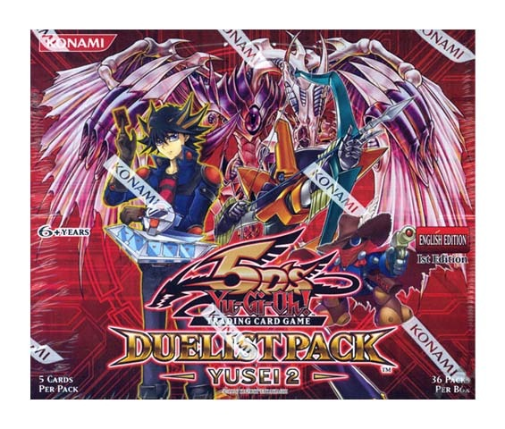 Duelist Pack Yusei Duelist Pack 9 Yusei Fudo 2