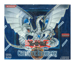 Cybernetic Revolution Booster Box (Unlimited)