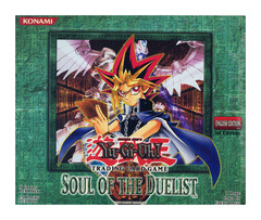 Soul of the Duelist Booster Box (1st Edition) on Ideal808