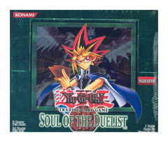 Soul of the Duelist Booster Box (Unlimited) on Ideal808