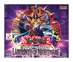 Labyrinth of Nightmare Booster Box (Unlimited)