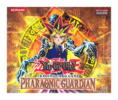 Pharaonic Guardian 1st Edition Booster Box (24 packs)