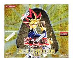 Dark Revelation Volume 1 Booster Box on Ideal808