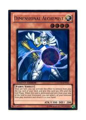 Dimensional Alchemist - GLD3-EN015 - Gold Rare - Limited Edition