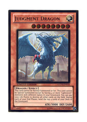 Judgment Dragon - GLD3-EN016 - Gold Rare - Limited Edition