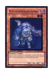 Plaguespreader Zombie - GLD3-EN019 on Ideal808