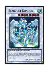 Stardust Dragon - GLD3-EN037 on Ideal808