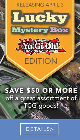 Lucky Mystery Box - Yugioh Edition