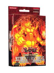 Blaze of Destrucition Structure Deck - 1st Edition