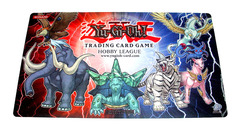Hobby League Crystal Beast Playmat on Ideal808