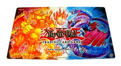Hobby League Infernal Flame Emperor/Ocean Dragon Lord Playmat on Ideal808