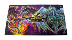 Hobby League Red Demon Dragon vs Stardust Dragon Playmat on Ideal808