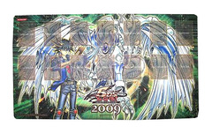 2010 Win-A-Mat Stardust Dragon Assault Mode Playmat on Ideal808