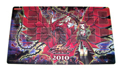 2010 Win-A-Mat Akiza Black Rose Dragon Playmat on Ideal808