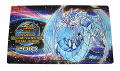 2010 Top 32 Brionac, Ice Barrier Dragon Playmat on Ideal808