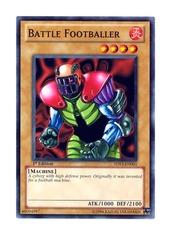 Battle Footballer - 5DS3-EN001 - Common - 1st Edition