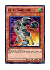 Speed Warrior - 5DS3-EN011 - Common - 1st Edition