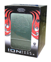 MAX Exclusive ION Deck Box - Mana Symbol - Green on Ideal808