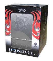 MAX Exclusive ION Deck Box - Mana Symbol - White on Ideal808