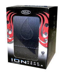 MAX Exclusive ION Deck Box - Mana Symbol - Blue on Ideal808