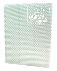 Monster Protectors 9 Pocket Binder - Silver on Ideal808