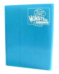 Monster Protectors 9 Pocket Binder - Blue