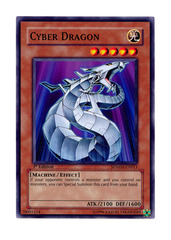 Cyber Dragon -  SDMM-EN013  - Common - 1st Edition