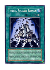 Inferno Reckless Summon -  SDMM-EN027 on Ideal808