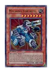Machina Fortress -  SDMM-EN001  - Ultra Rare - 1st Edition
