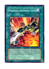 Machina Armored Unit -  SDMM-EN021 on Ideal808