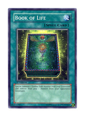 Book of Life - SDZW-EN023 - Common - 1st Edition