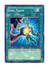 Soul Taker - SDZW-EN029 - Common - 1st Edition