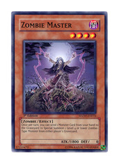 Zombie Master - SDZW-EN016 - Common - 1st Edition