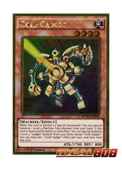 Gold Gadget - MVP1-ENG18 - Gold Rare - 1st Edition