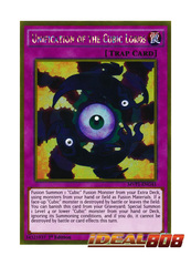 Unification of the Cubic Lords - MVP1-ENG45 - Gold Rare - 1st Edition