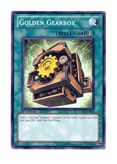Golden Gearbox - STBL-EN047 - Common - 1st Edition