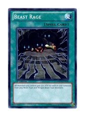 Beast Rage - DREV-EN056 - Common - 1st Edition