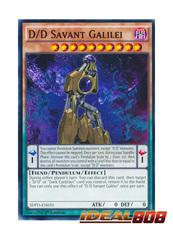 D/D Savant Galilei - SDPD-EN010 - Common - 1st Edition