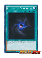 Allure of Darkness - SDPD-EN029 - Common - 1st Edition