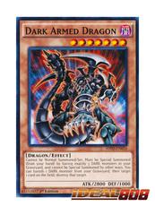 Dark Armed Dragon - SDPD-EN016 - Common - 1st Edition