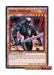 Dark Grepher - SDPD-EN017 - Common - 1st Edition