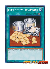 Emergency Provisions - SDPD-EN031 - Common - 1st Edition