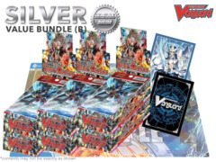 Cardfight Vanguard G-CHB02 Bundle (B) Silver - Get x6 We Are!!! Trinity Dragon Booster Box + FREE Bonus * PRE-ORDER Ships Mar.24
