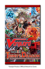 CFV-G-CHB02 We Are!!! Trinity Dragon (English) G-Character Booster Pack