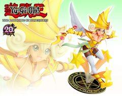 Yugioh The Dark Side of Dimenions Lemon<Remon> Magician Girl Anime Statue by Kotobukiya
