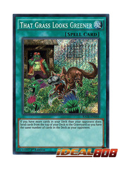 That Grass Looks Greener - RATE-EN066 - Secret Rare - 1st Edition