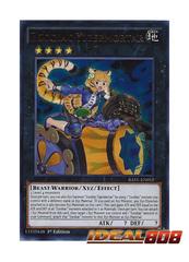 Zoodiac Tigermortar - RATE-EN052 - Ultra Rare - 1st Edition