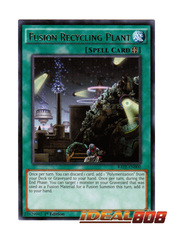 Fusion Recycling Plant - RATE-EN000 - Rare - 1st Edition