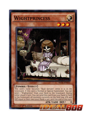 Wightprincess - RATE-EN033 - Common - 1st Edition